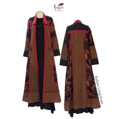 69 Ideas patchwork patrones ropa for 2019 Batik Fashion, Abaya Fashion, Muslim Fashion, Fashion Wear, Korean Fashion, Fashion Outfits, Womens Fashion, Batik Muslim, Outer Batik