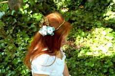 Woodland Circlet Adult Size by TheEvergreenNest on Etsy, $25.00