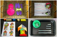 Montessori Inspired Activities - Get Into Homeschooling