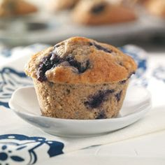Blueberry Muffins Recipe from Taste of Home