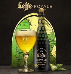 Leffe Royale Crystal   InBev (Anheuser-Busch InBev)