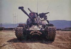 M48 Patton Vietnam