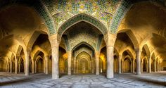 Iran's remarkable Mosques  Mohammed Domiri