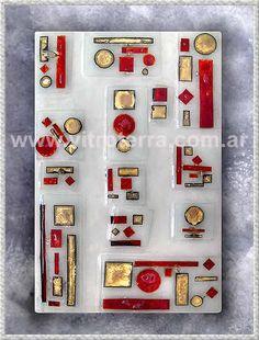 artesanias en vitrofusion pinterest - Buscar con Google