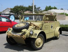 VW Thing (Kubelwagen  WWII)