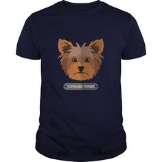 Yorkshire Terrier Great Gift For Any Dog Lover Fan t-shirt