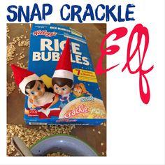 Elf snap crackle pop