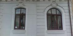 Bucharest, Garage Doors, Windows, Outdoor Decor, Home Decor, Decoration Home, Room Decor, Home Interior Design, Carriage Doors