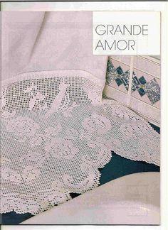 Crochet Art des bordures arte de bordar 27escaneada(2) - Isabel Cristina Mejia - Álbumes web de Picasa