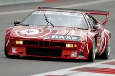 Procar in Spielberg Johnny Cecotto - BMW Procar - Spielberg - Cecotto - BMW Procar - Spielberg - 2016 Suv Bmw, Bmw M1, Le Mans, Bmw Classic Cars, Porsche Classic, Auto Motor Sport, Motor Car, Gt Cars, Race Cars