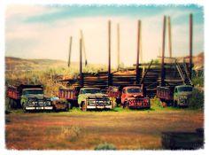 Atlas Coal Mine, Drumheller, Alberta, Canada