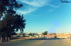 Chlef in a sunny Day :)