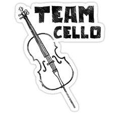 Team Cello [black]  by nimbusnought