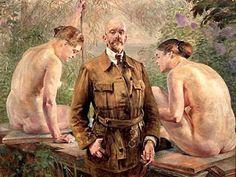 Jacek Malczewski Nude
