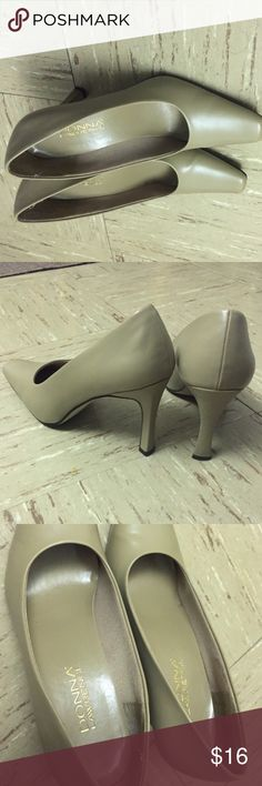 Donna Lawrence women shoes size 8.5 Donna Lawrence women shoes. Very comfortable and sassy shoes. It's pre owned and loved so have some wears on edges of the shoes. Still have life in them. Ask if have any questions. donna lawrence Shoes