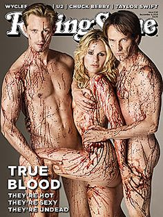 True Blood's Rolling Stone Cover: Fangtastic or TooRacy? http://www.people.com/people/article/0,,20420620,00.html