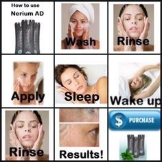 Your skin care has never been this amazing or this simple! www.pandthawkins.nerium.com