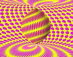 Twist Clock Illusion - this op art, designed by Anh Pham, appears to twist - Twist Clock Illusion – this op art, designed by Anh Pham, appears to twist - Optical Illusion Images, Optical Illusion Wallpaper, Illusion Pictures, Moving Optical Illusions, Cool Illusions, Art Optical, Illusion Art, Funny Illusions, Op Art