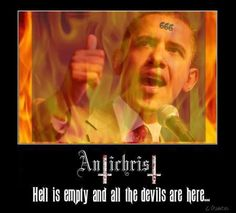 Michael Savage: Obama Represents The AntiChrist