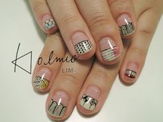 nail snap 北欧風 | 古場 聡子 | 22 OCT. 2013 | LIM | LESS IS MORE