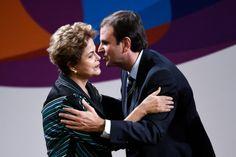Eduardo Paes distorce razões do impeachment em defesa patética de Dilma RousseffAlém de pedir voto a agressor de mulher, prefeito manobra para salvar transgressora da lei