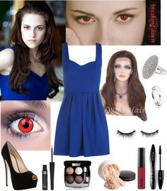 """""""Be Bella Cullen for Halloween / Karneval"""" by natihasi on Polyvore"""