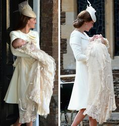 The Christening of Prince George and Princess Charlotte