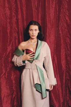 Fashion editorial: Bella Hadid by Venetia Scott for W Magazine October 2016 | http://www.theglampepper.com/2016/11/14/fashion-editorial-bella-hadid-by-venetia-scott-for-w-magazine-october-2016/