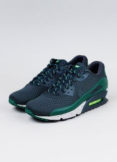 cheapshoeshub com Cheap Nike free run shoes outlet, discount nike free shoes Nike Air Max 90-EM Green.