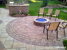 Stone Patio With Fire Pit Pictures Paver Plan How To Build A Pavers Cost  Home Depot Fantastic Best Design That You Will Love Firepit