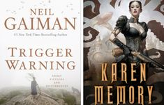 We're looking forward to these February releases, including TRIGGER WARNING by Neil Gaiman!