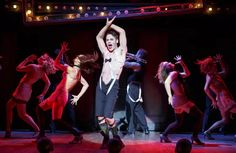 Photo Flash: New Shots of Roundabout's CABARET National Tour with Randy Harrison, Andrea Goss & More!