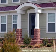 Herndon VA   Herndon Virginia  Front Porch Designs