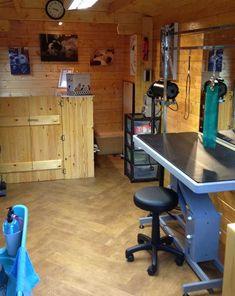 Pin Leilani Markowski Grooming Shop Dog Salons Pet