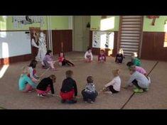 Zima - cvičení s prádelní gumou - YouTube Gross Motor Activities, Education, Tv, Youtube, Children, Music, Sports, Montessori, Games