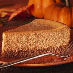 Sara Lee New York Style Pumpkin Cheesecake!