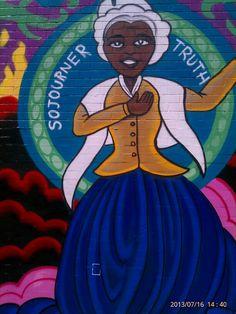 Art Find.  Harlem, New York City. Inspiration for bottle cap mural