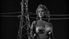 Allison Hayes in Attack of the 50 Foot Woman. 1958