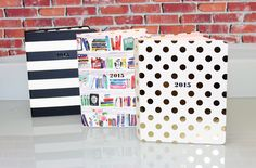 The Perfect Kate Spade 17- month Hard Cover Planner with Style #katespade #gigisbluffton