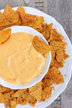 Käsedip für Nachos ♡ Tacos