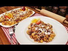 Császármorzsa Bécsi Császármorzsa Smarni imádni fogod/ Szoky konyhája / - YouTube French Toast, Breakfast, Ethnic Recipes, Youtube, Food, Morning Coffee, Essen, Meals, Youtubers