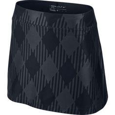Nike Ladies Sport Print Novelty Knit Golf Skort featuring Dri-FIT Jersey with Back scorecard pocket! Golf Attire, Golf Outfit, Girls Golf, Ladies Golf, Women Golf, Sports Women, Nike Women, Hockey, Golf Handicap