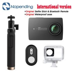 Nopending 4k Action Camera Sports Kit 12MP