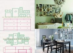 layout ideas for picture collages
