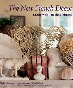 The New French Decor - Living with Timeless Objects. If you only buy one deco book, this is the one to get!