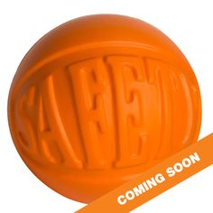 Safety Wordball Squeezie (R) Stress Reliever - wordball shaped stress reliever