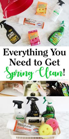 Spring Cleaning time is here again! Some people hate it while others look forward to it; I'm afraid I'm in the latter category. Winter bums me out so much that when spring comes, I'm ready to go, and spring cleaning helps me to feel refreshed for the coming year. Whether you're groaning about the chore or you're raring to go, there are a few things you'll need to start. Everything You Need to Get Spring Clean! #SpringCleanBabbleboxx @duckbrand [ad]