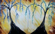 152 Best Painting With A Twist Images Braid Hair Canvas Art Canvases