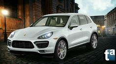 058 - CITY LIGHTS #Porsche #Cayenne 5-door #SUV mid-size luxury #CrossOver sport utility vehicle #Automotive