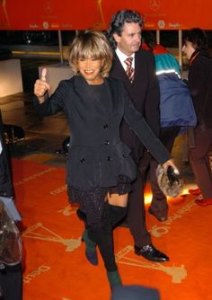 You're simply the best! Tina Turner weds